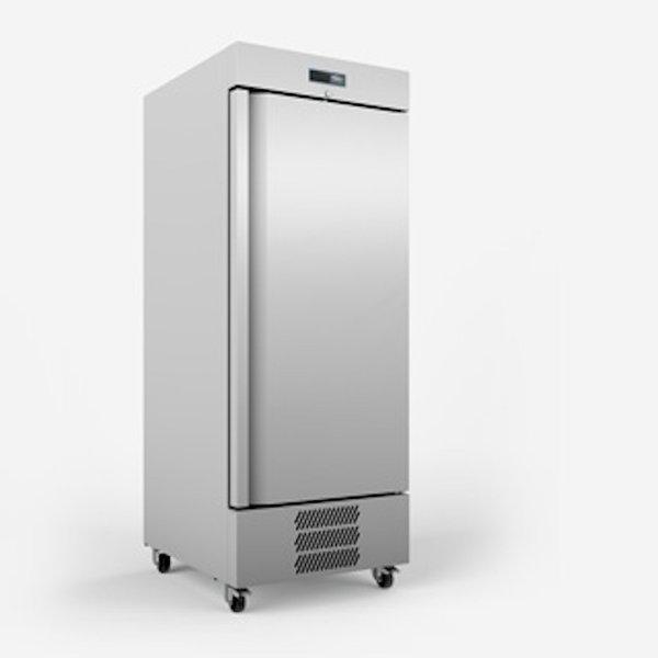 Williams HJ500U HC Single Door Jade Undermounted Upright Refrigerator