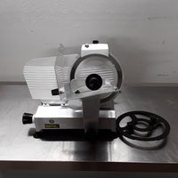 Ex Demo Buffalo CD278 Meat Food Slicer	(7280)