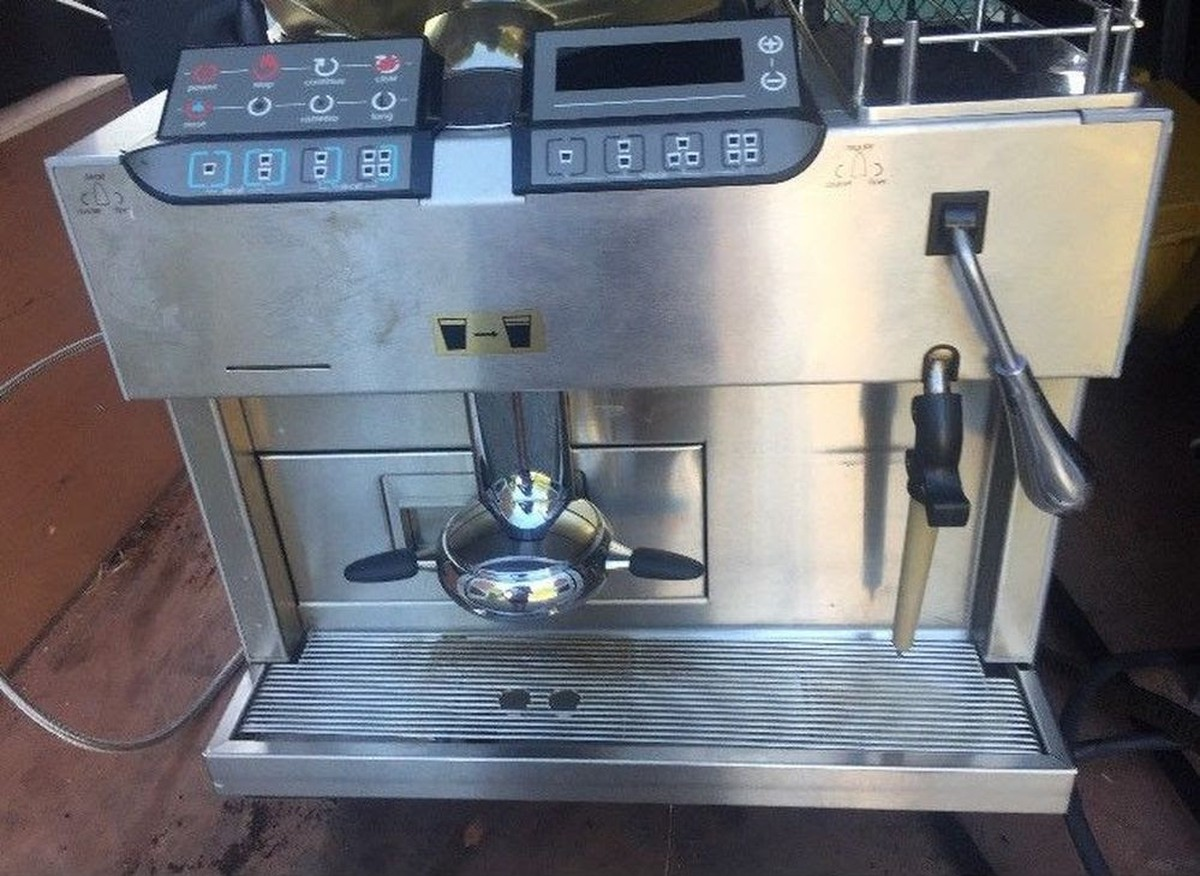 Mastrena Thermoplan Bean To Cup Coffee Machine Derbyshire