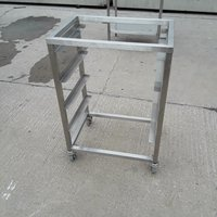 Used Stainless Steel Stand (7287)