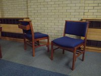 Church chairs for sale