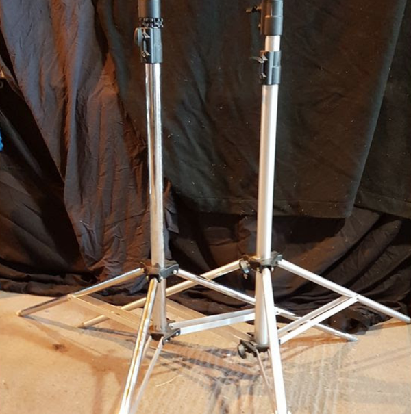 manfrotto push up stands