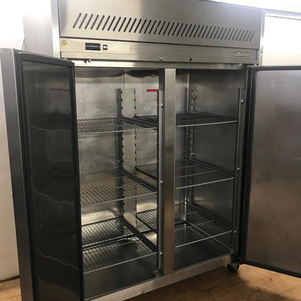 Kitchen upright freezers
