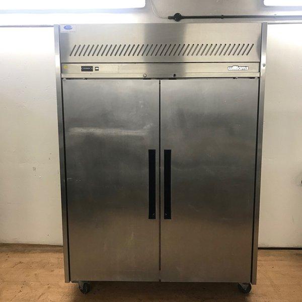 Williams LJ2SA Stainless Steel Double Freezer