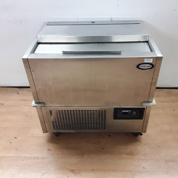 Used Foster LC125 Stainless Steel Meat Well (7301)