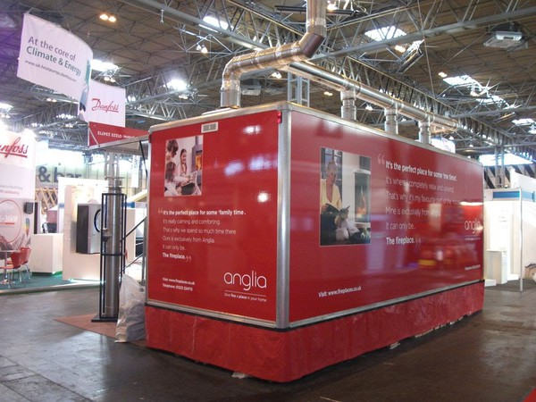 Second Hand Ratech 6m Exhibition Trailer