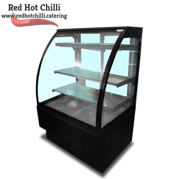 Heated display counter for sale
