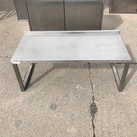 Stainless steel gantry shelf
