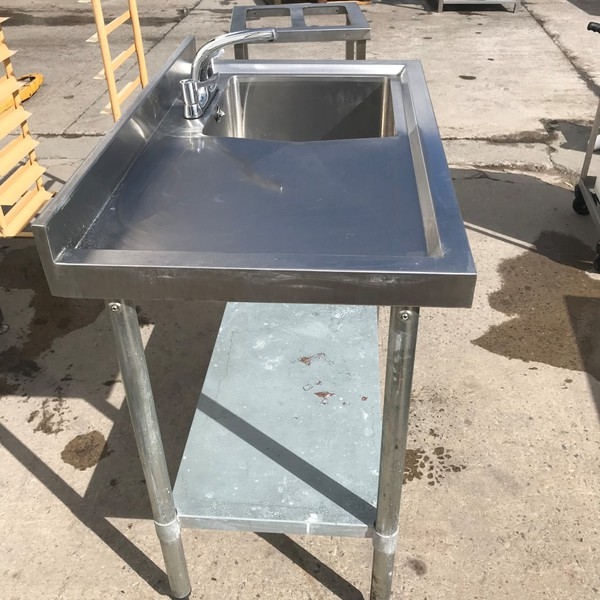 Secondhand Commercial Sink For Sale