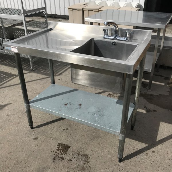 Used Commercial Sink for sale