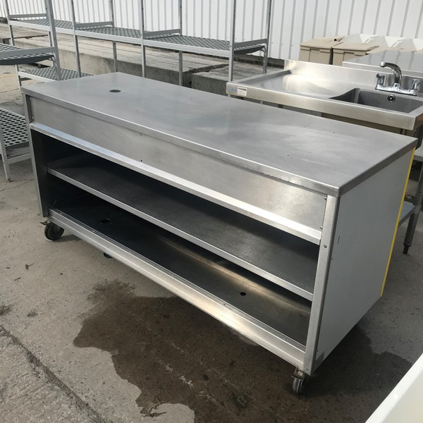 Used Stainless Steel Cabinet for Sale
