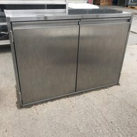 Commercial kitchen cupboard for sale