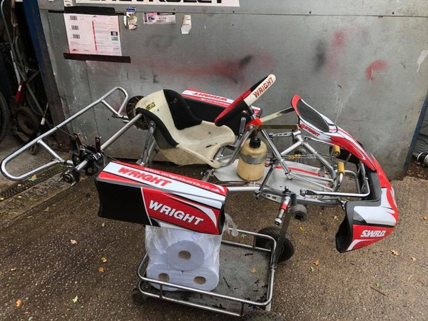 Bambino rolling chassis for sale