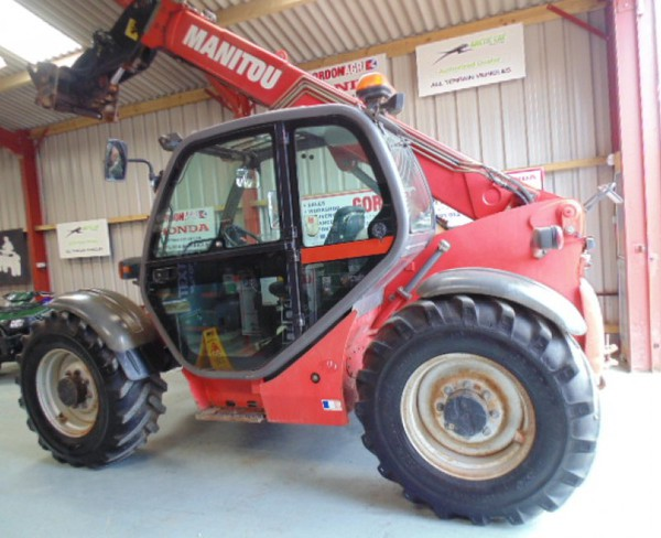 Selling Manitou MLT Maniscopic 120 LSU, 2005