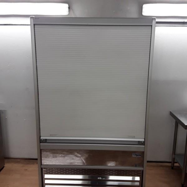 Double deck fridge