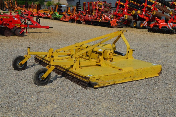 Buy Used McConnel Rhino 9ft Topper 11010872