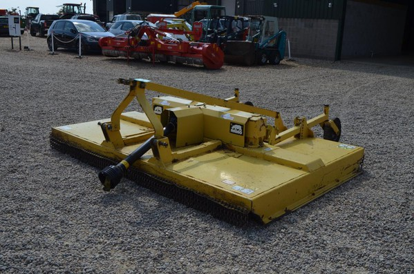 Second Hand McConnel Rhino 9ft Topper 11010872