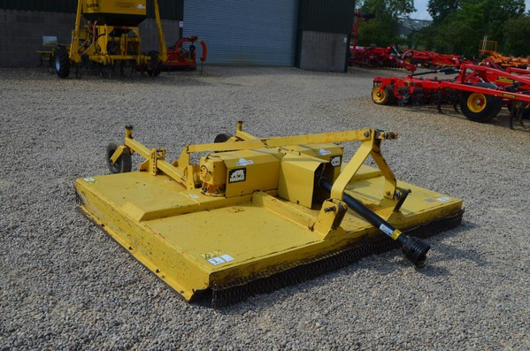 Used McConnel Rhino 9ft Topper 11010872