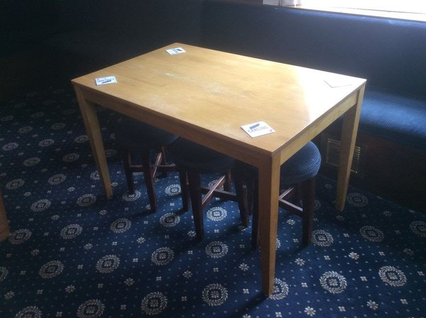 Pub / Cafe Tables