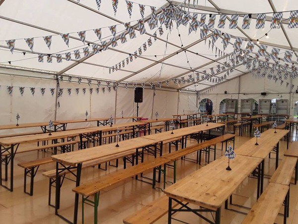 Used 9m x 12m Marquee