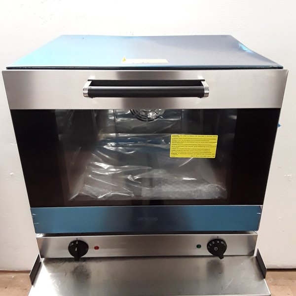 New B Grade Smeg ALFA43XUK Convection Oven (7325)