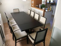 Dining Table By Ulferts And Chairs Dyrlund