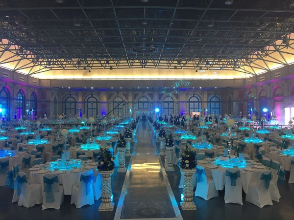 themed event dressing