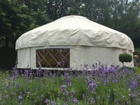 24 Foot English Made High Quality Yurt