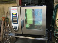 Rational SCC61 Electric 6 Grid Combi Oven