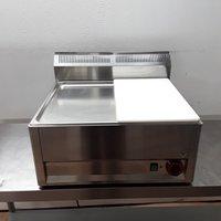New B Grade RM Gastro PP-60EL Warming Plate (7327)