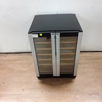 New B Grade Wine Cellar W38 Dual Zone Wine Fridge (7328)