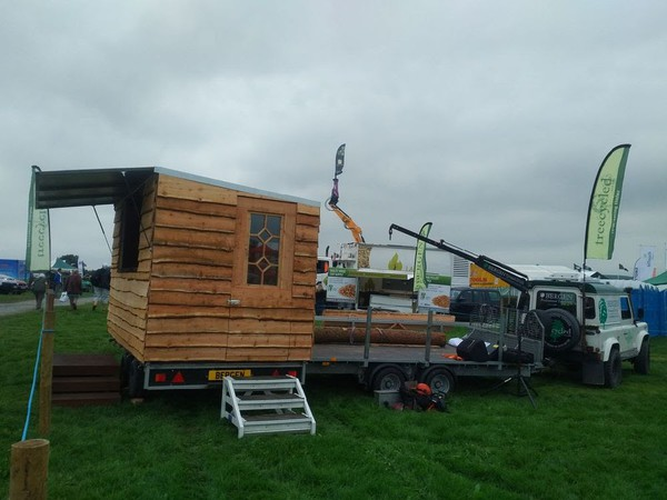 Hunt Bar, Shoot Cabin, Mobile Events Bar, Tiki Bar, Mobile Sauna