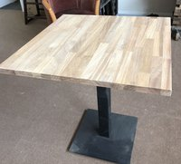 700x700 Solid Top Square Tables