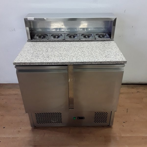 Used Polar G603 Pizza Salad Fridge (7340)