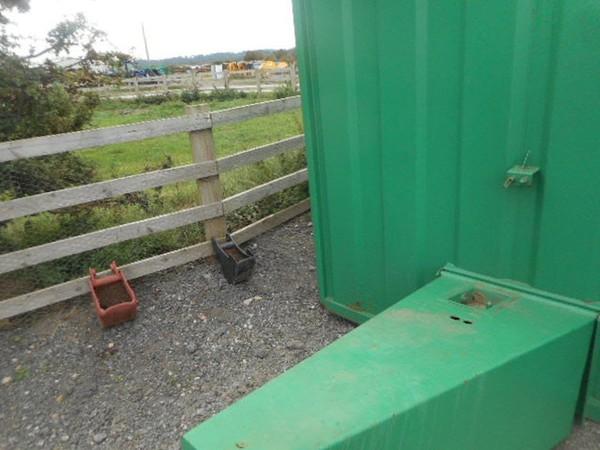 Used groundhog trailer