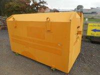 2250L or 500 Gallon Bunded Static Diesel Fuel Bowser