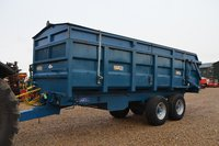 Warwick 12T Grain Trailer