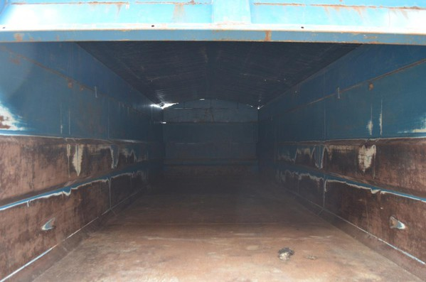 Warwick 12T Grain Trailer