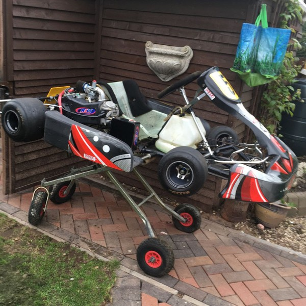 Secondhand go kart for sale