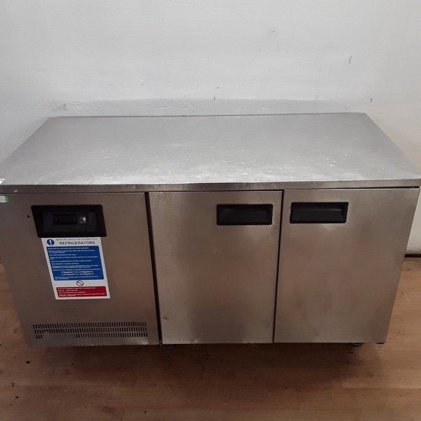 Double door prep fridge for sale