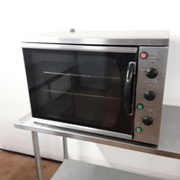 Used Burco 108 Convection Oven (7357)