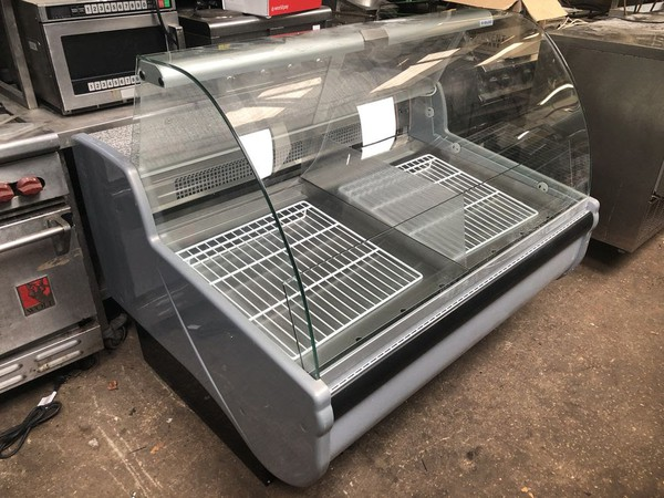 Reconditioned 1.3m Igloo Serve Over Counter