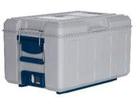 Heated box