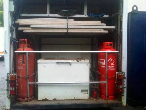 Buy Used Zodiac Mobile Catering Truck
