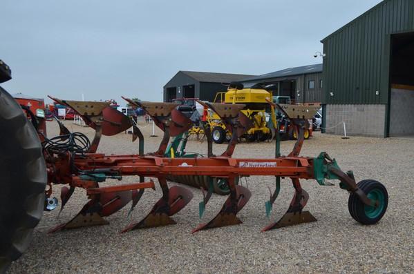 Used Kverneland LB85/160 4F Plough