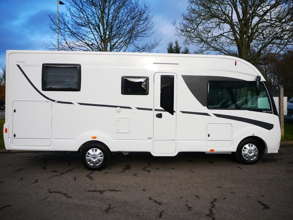 Secondhand motorhome for sale
