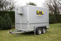 Fridge trailer for sale