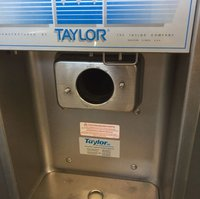 Taylor Ice Cream Machine