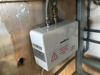 Water heater for sale