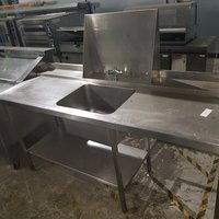 Stainless Sink Unit